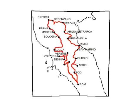 Karte.Brescia