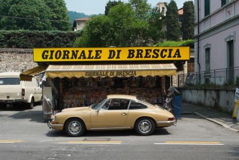 Mille Miglia, Porsche 911, Brescia, www.millemigliadolcevita.com