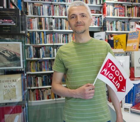 Roberta di bookshop www.gilena.it in Brescia, Mille Miglia