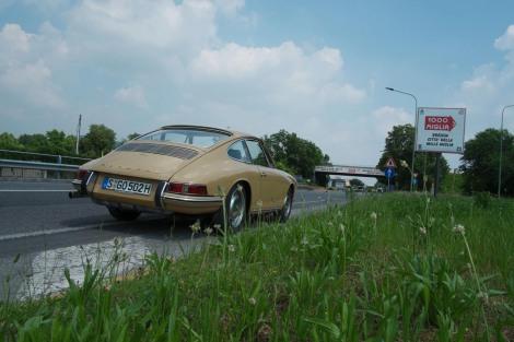 Porsche 911, Brescia, Mille Miglia